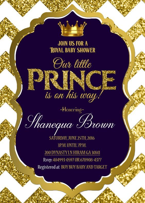 100 Stunning Printable Baby Shower Invitations Royal Baby Shower Invitation Prince Baby Shower Invitations Blue Baby Shower Invitations