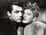 1942:  Jean Arthur and Cary Grant in The Talk of the Town