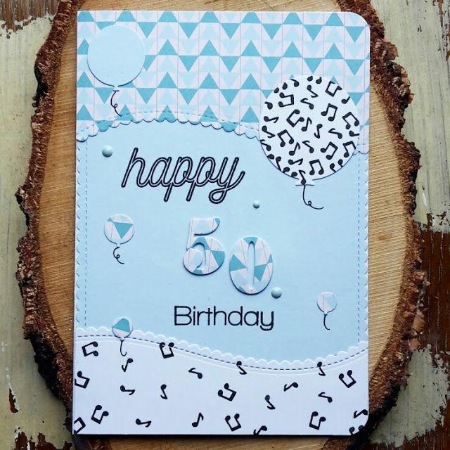 Birthday Card, Card, Cardmaking