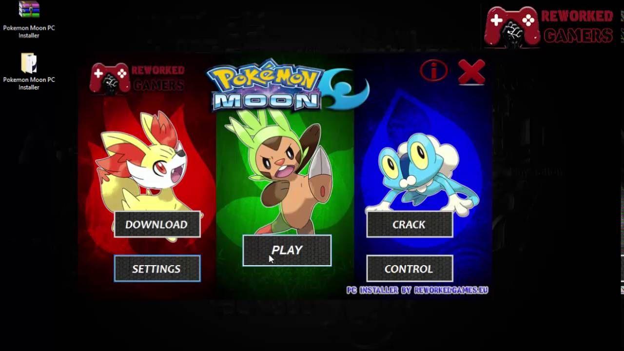 pokemon games pc download full version