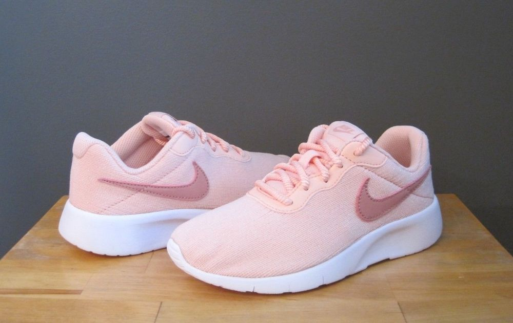 81c96cbaa58a Nike Little Kid Girl Storm   Rust Pink White Tanjun SE PS Sneaker US 1 2 Y  NWB  fashion  clothing  shoes  accessories  kidsclothingshoesaccs   girlsshoes ...