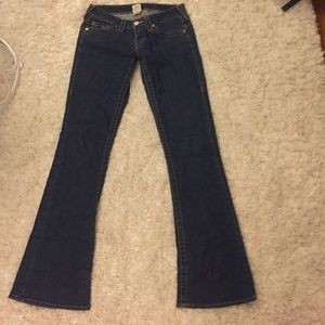 I just discovered this while shopping on Poshmark: Authentic True Religion brand jeans. Check it out!  Size: 26