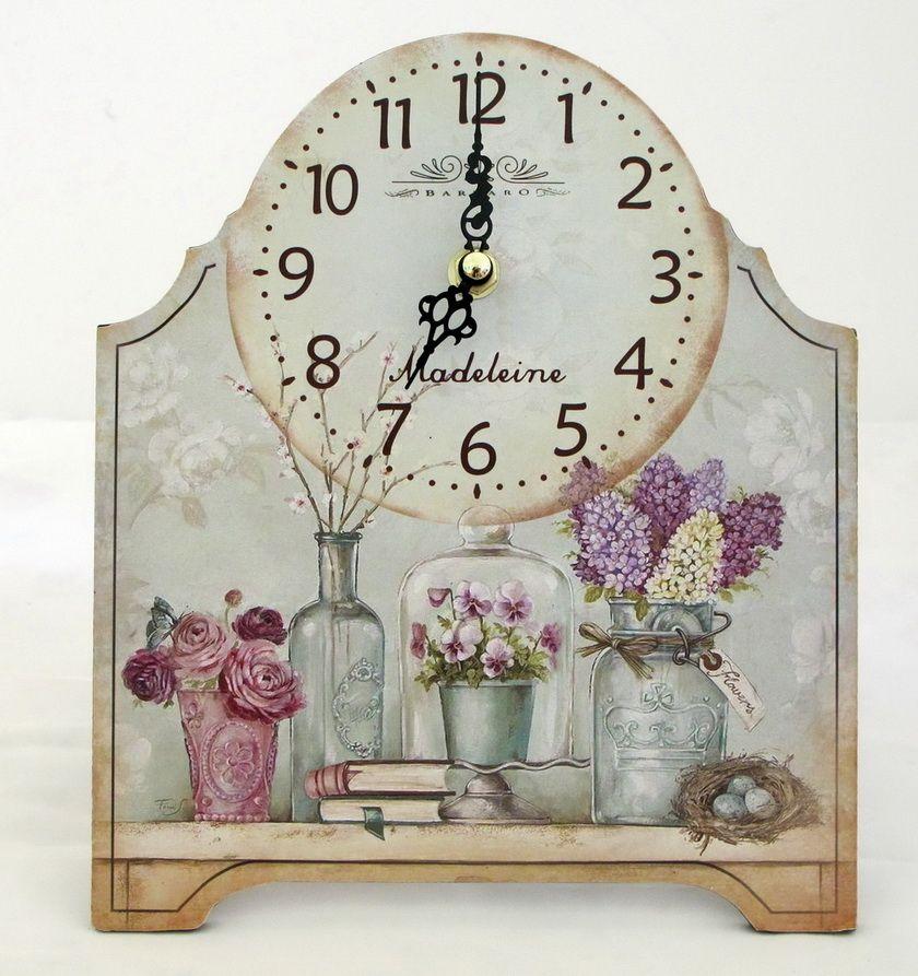 Stefania ferri szukaj w google relojes de pared y pie - Laminas decorativas vintage ...