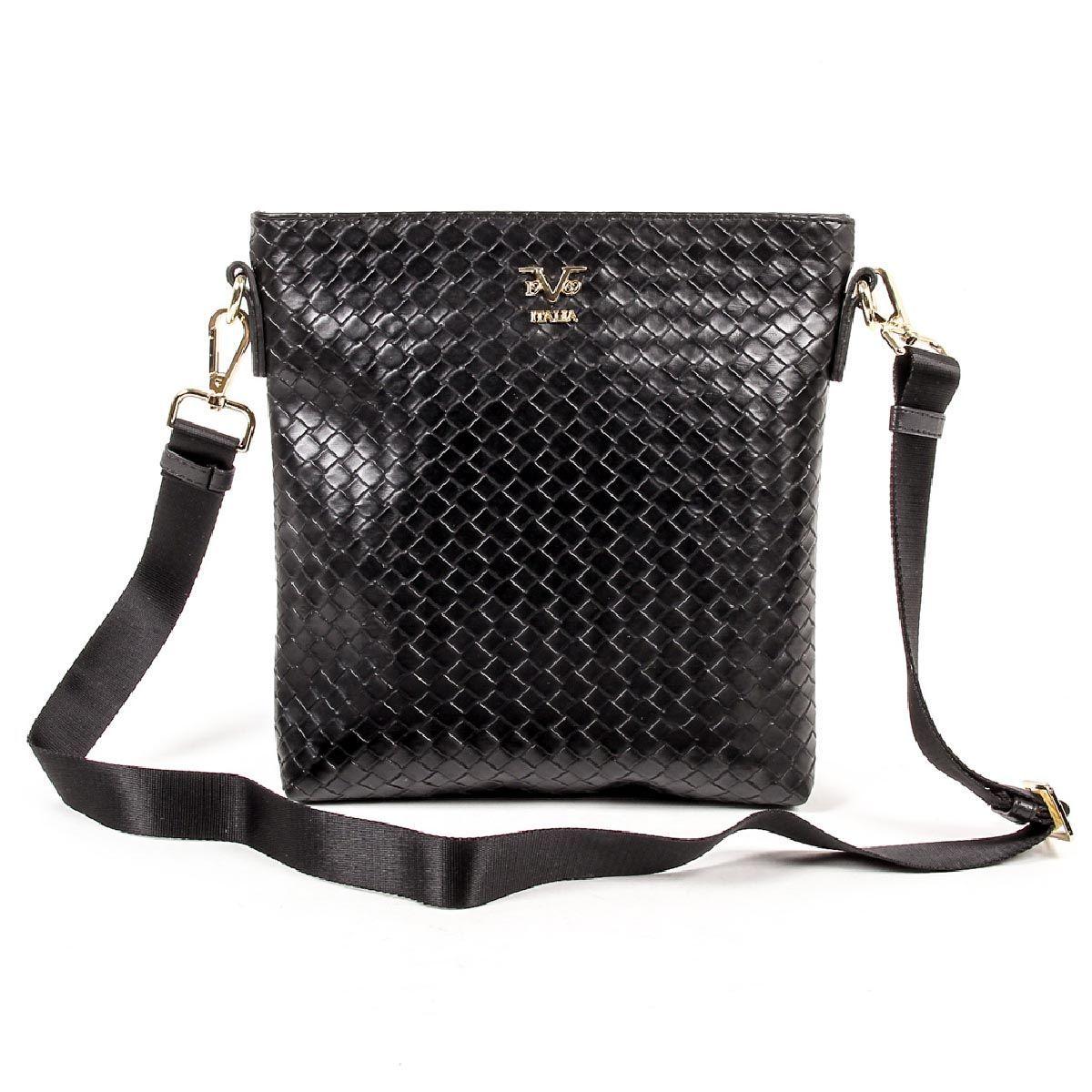 a1c691f2c8 Versace 19.69 Abbigliamento Sportivo Srl Milano Italia Mens Bag V1969008  BLACK