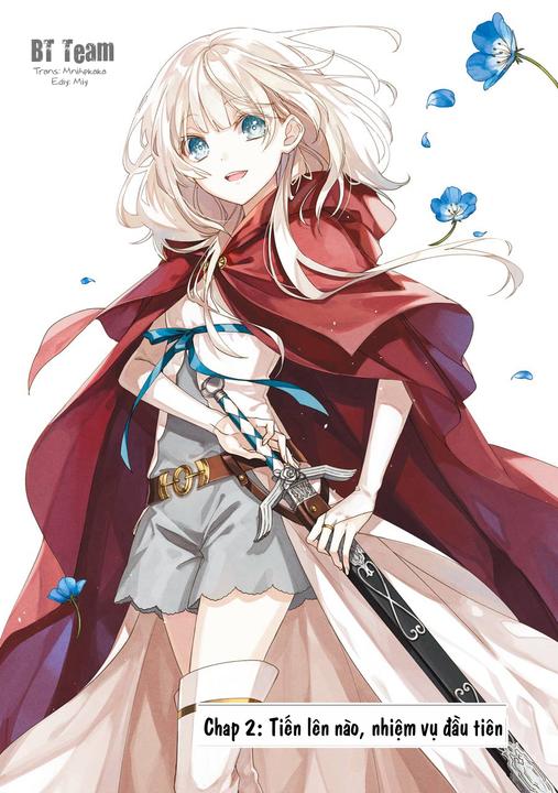[Manga] Okyu no Trinity (Esora Amaichi) Update chap 5