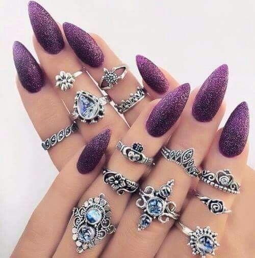 Esses anéis    #acessórios