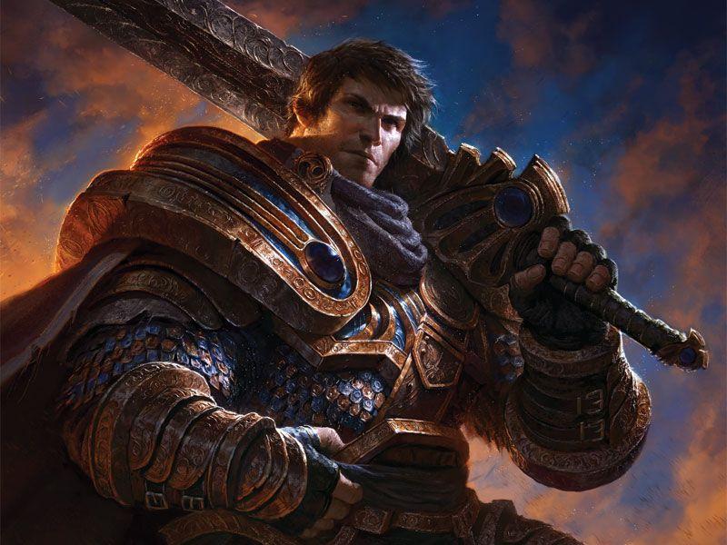 JNX League Of Legends Garen Poster