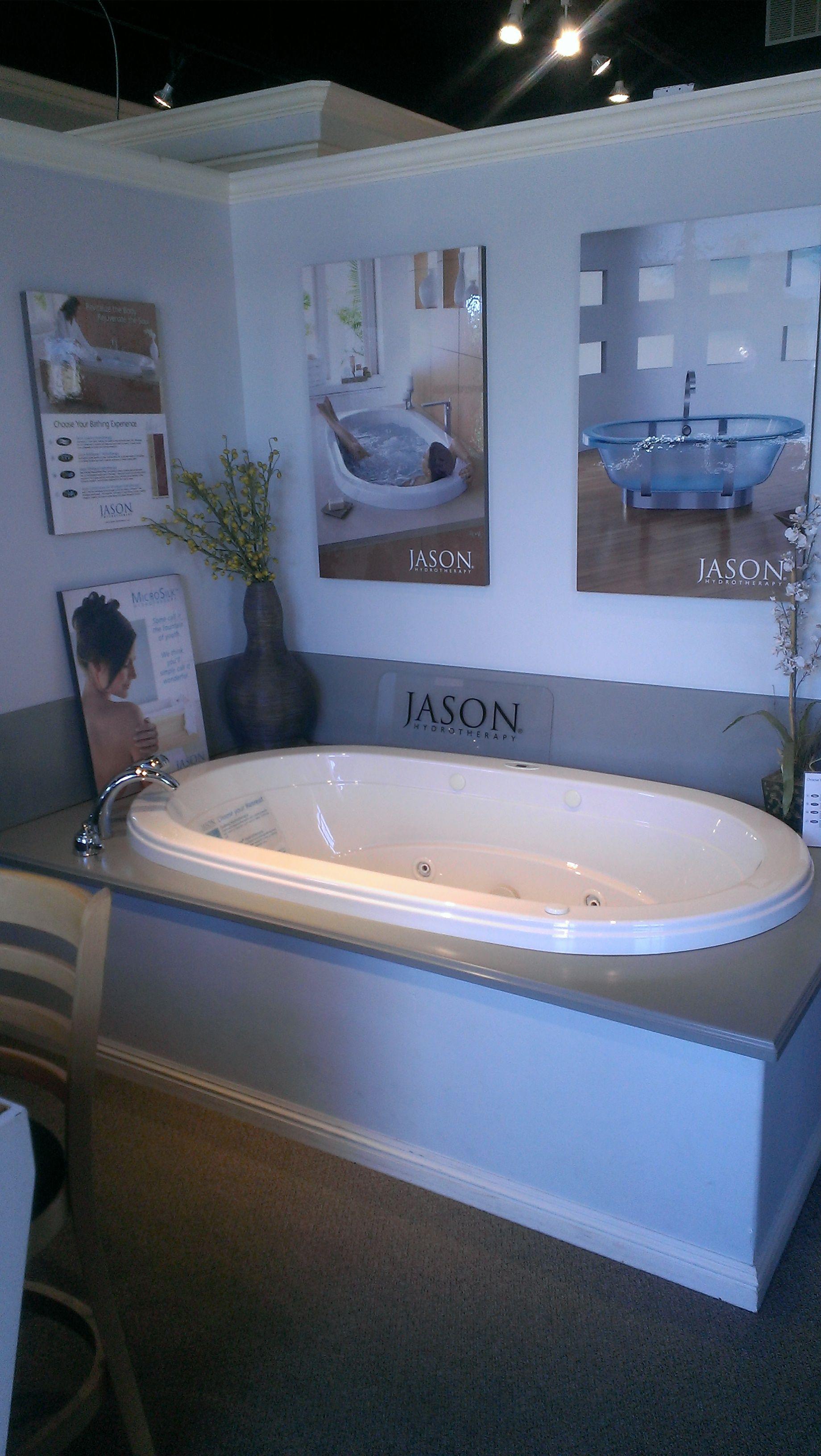 Jason International On Display For All To See Santa Cruz Kitchen Bath Kitchen Bath