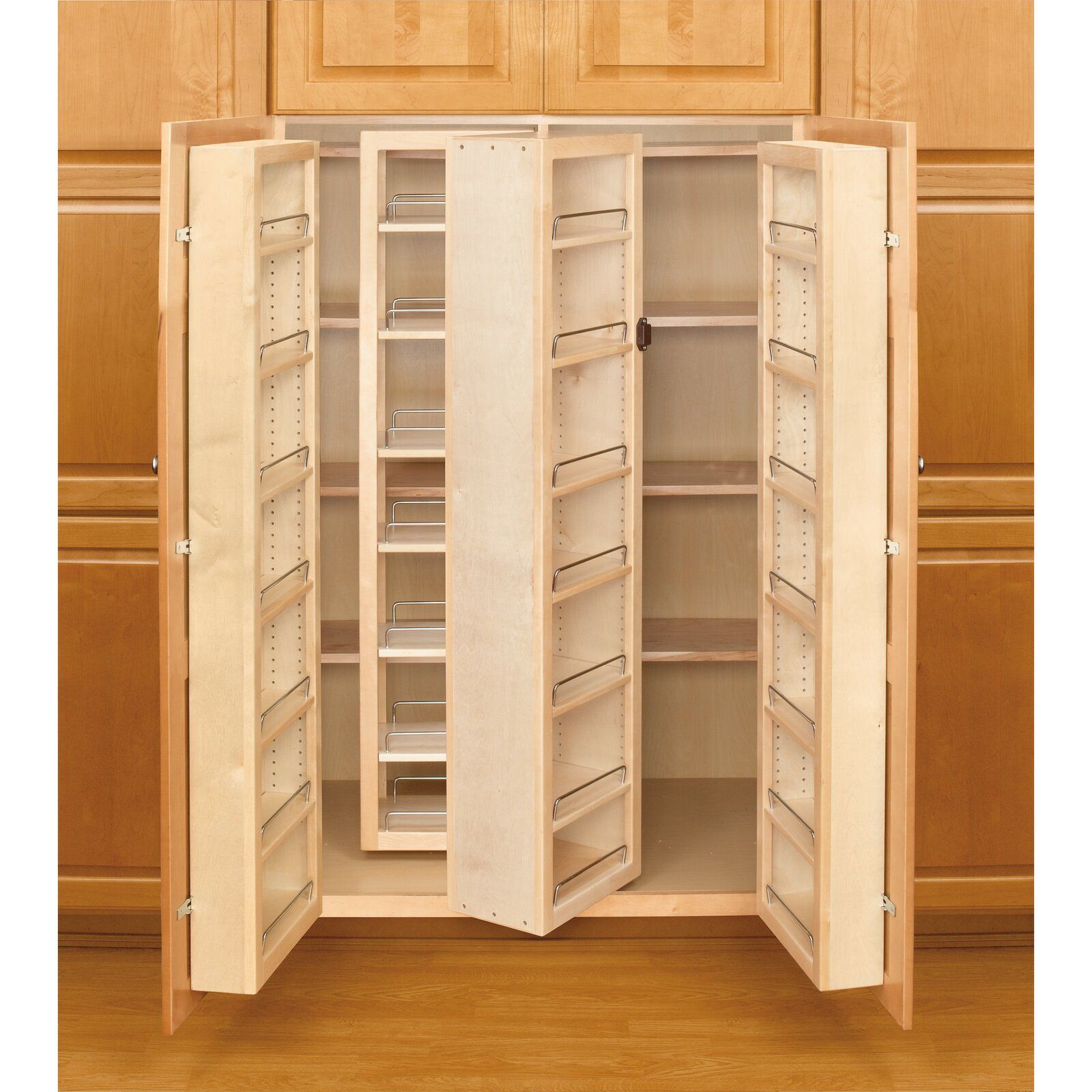 Rev A Shelf Pull Out Pantry Wayfair New Kitchen Cabinets Kitchen Pantry Design Kitchen Pantry Cabinets