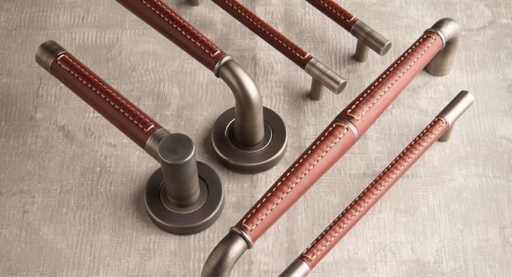 Artisans Of Luxury Door Hardware Door Handles Modern Door Leather Handle
