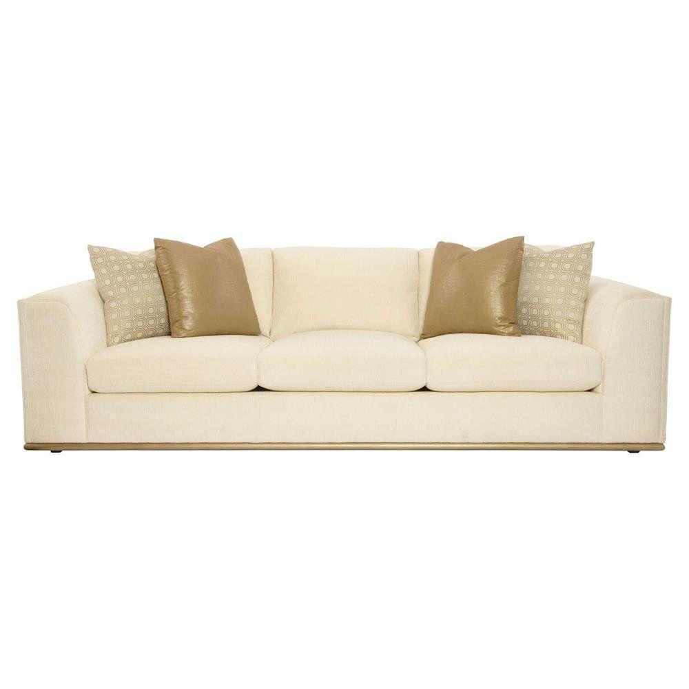 Best Bella Matte Gold Ivory Sofa – Glass Treasure Shop 400 x 300