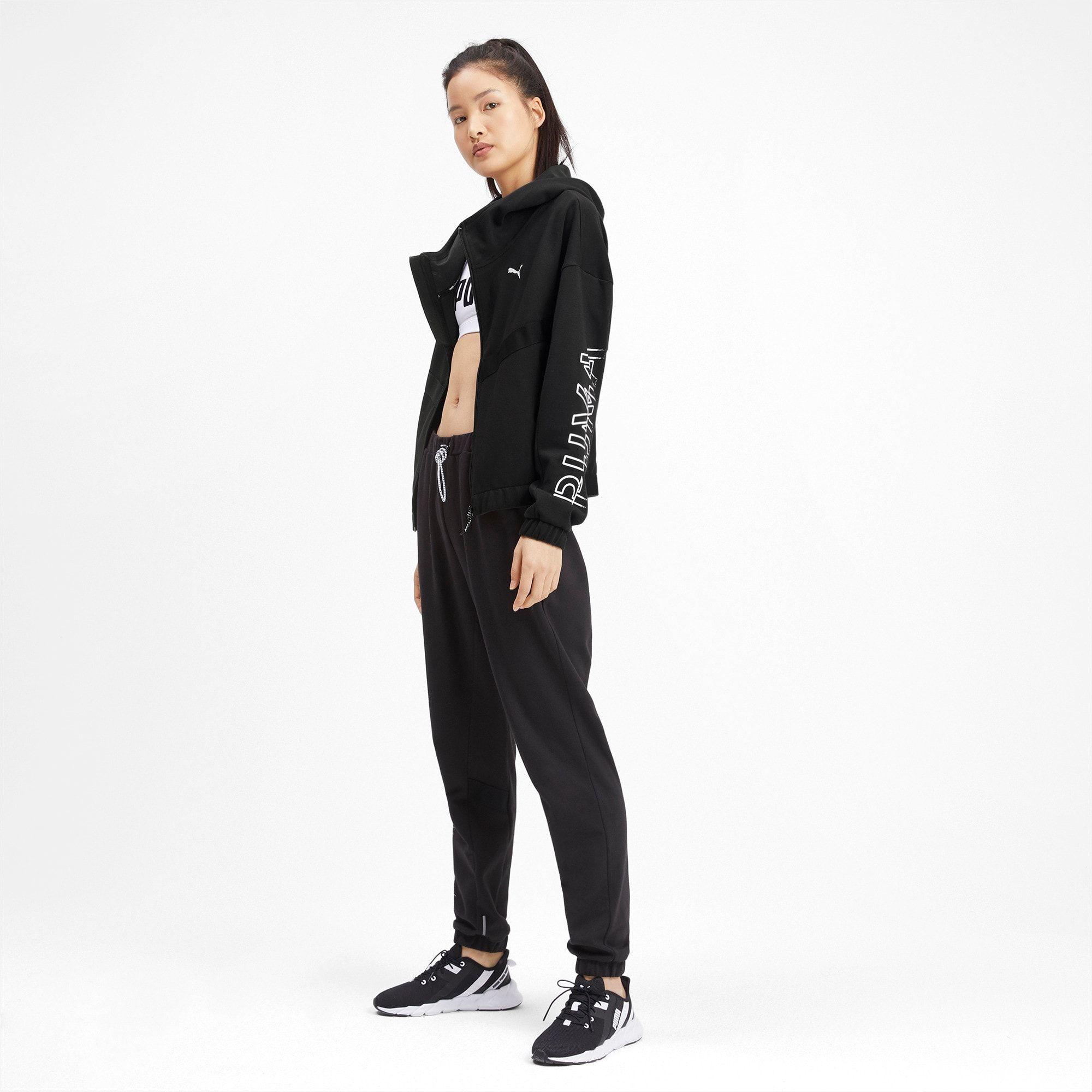 PUMA HIT Feel IT Knitted Women's Training Sweat Jacket in