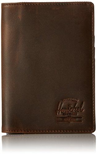 Herschel Supply Co Raynor Leather Passport Holder Nubuck One Size -- You can get more details by clicking on the image. Note:It is Affiliate Link to Amazon.