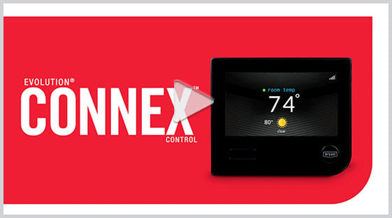 Connex Control Controls Thermostats Bryant In 2020 Heat