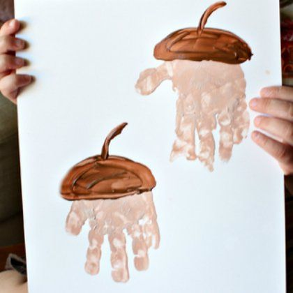 Photo of 25 Precious Handprint Crafts for Toddlers