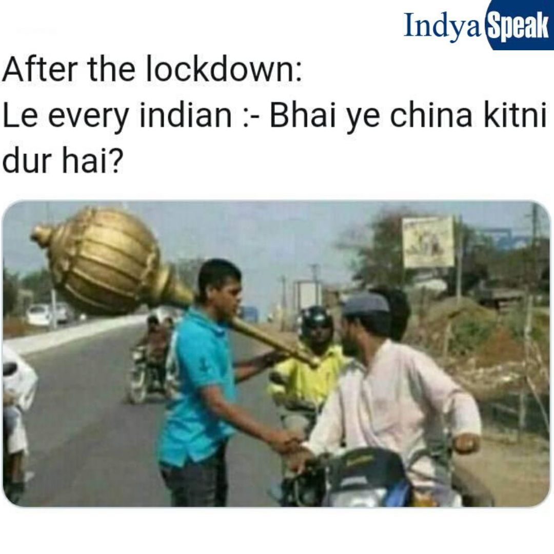 After Lockdown Every Indian Be Like In 2020 Some Funny Jokes Very Funny Jokes Most Hilarious Memes