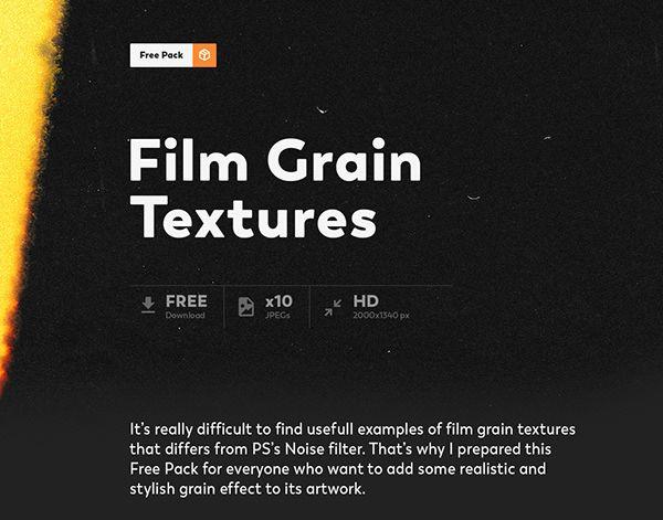 Download FREE Film Grain Textures Download in 2020 | Film grain ...