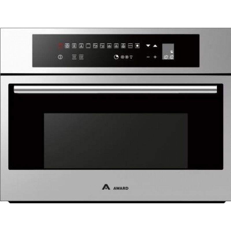 Award 60cm builtin 45l 900w microwave combi grill fan