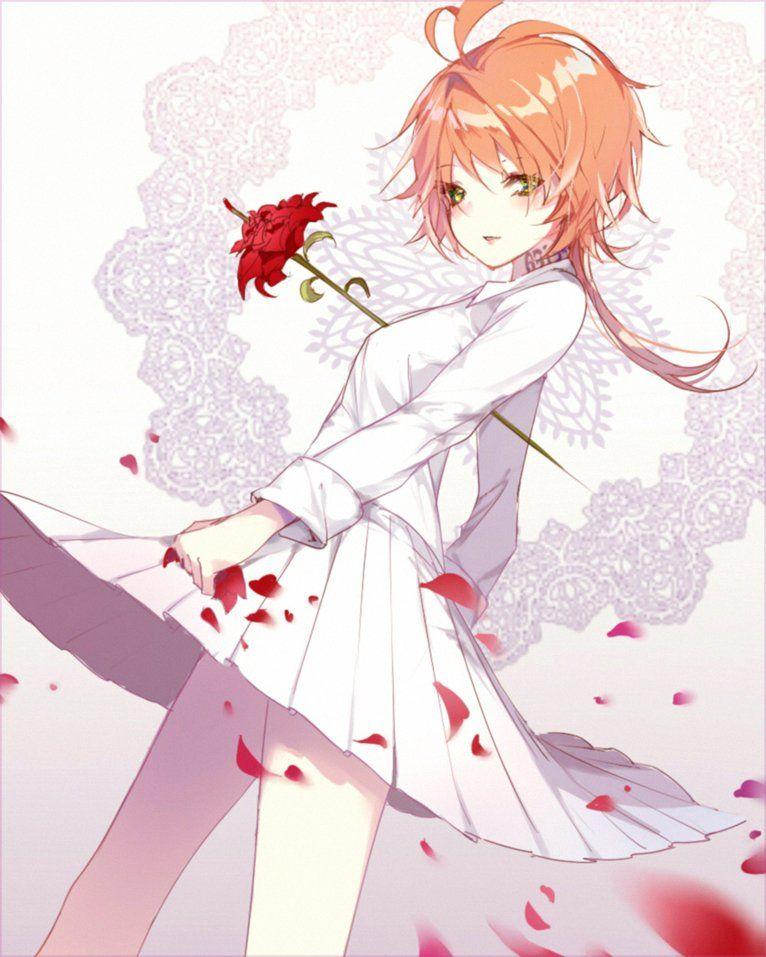 Tags Fanart Tumblr Kinoko Hime Yakusoku No Neverland Emma