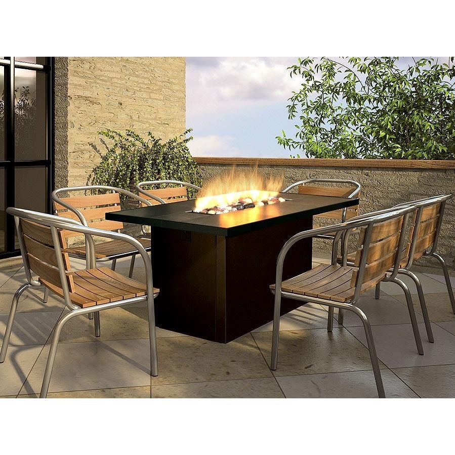 Furniture Fire Pit Dining Table Set Popular Beautiful And Chairs