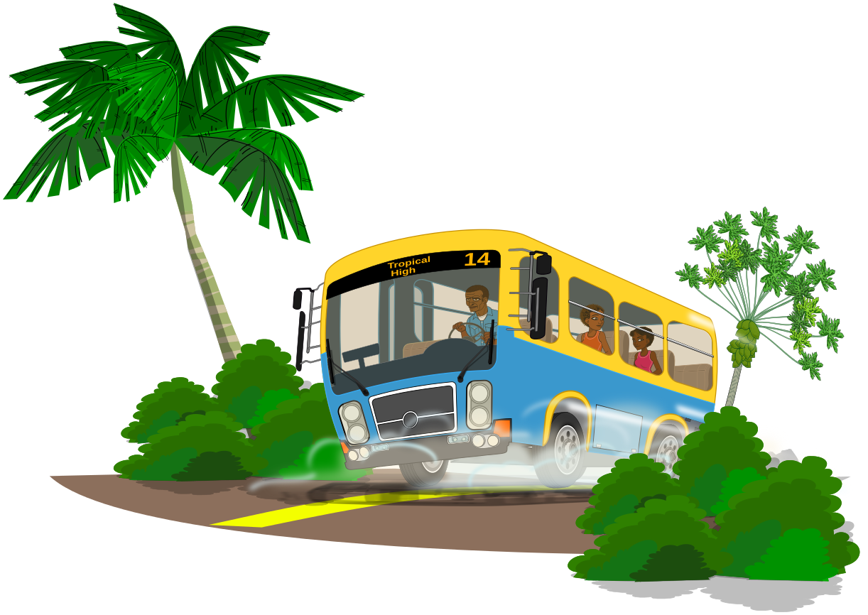 island school bus clip art transportation and vehicles pinterest rh pinterest com Bus Clip Art Black and White School Back to School Clip Art