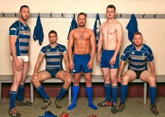 Gay rugby pics locker room