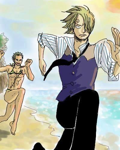 Gay sanji