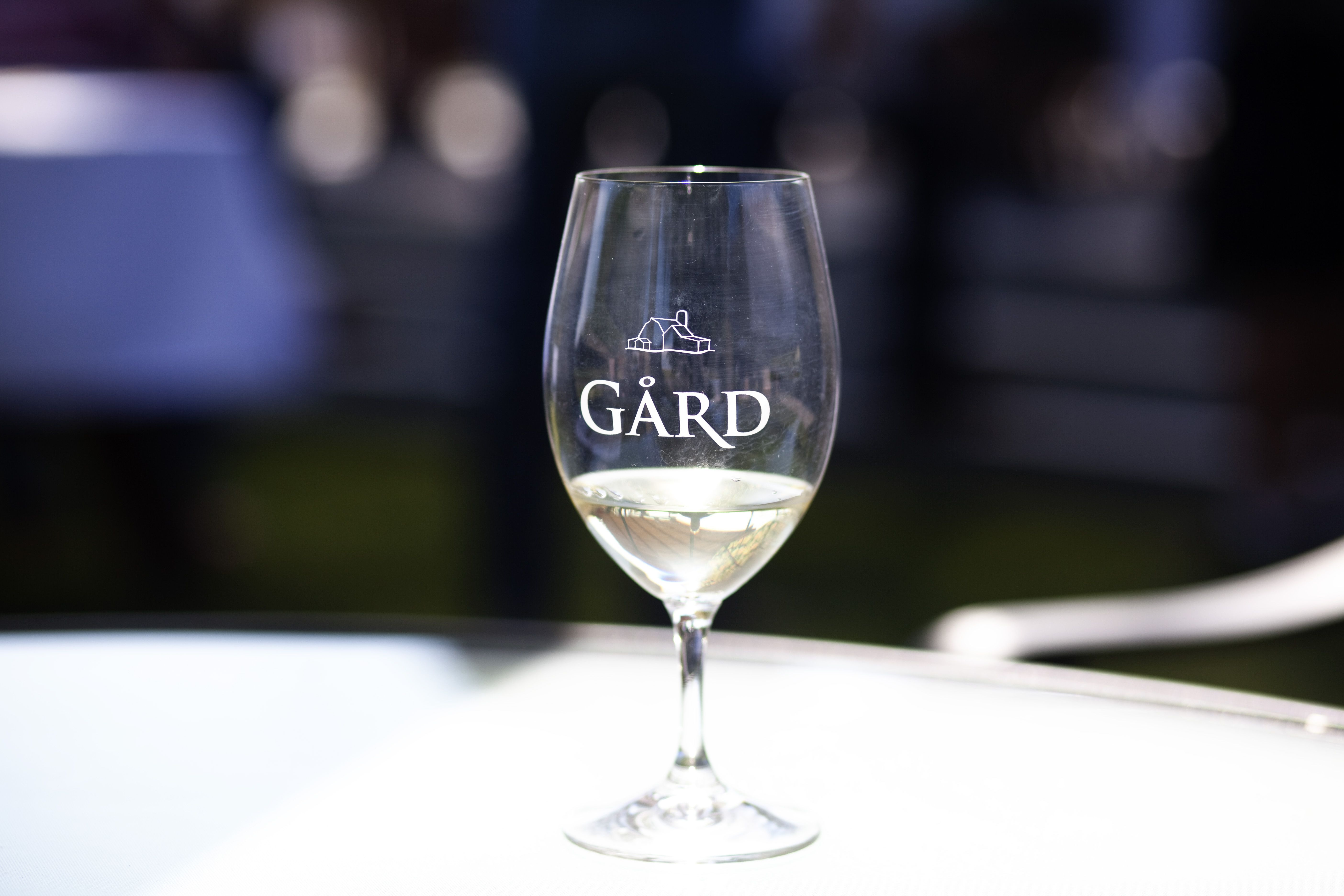 Summertime dreams of sunshine and white wine. Gard Vintners.