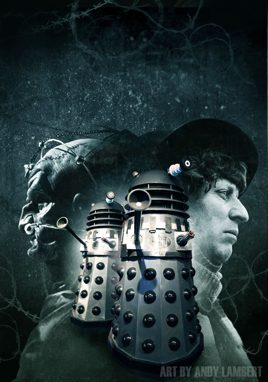 Genesis of the daleks by dv8r71 on deviantart doctor - Doctor who dalek pics ...