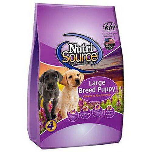 Tuffy S Pet Food 131115 Nutri Large Breed Chicken Rice Puppy Food