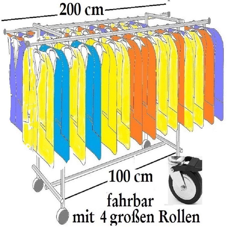 Bekleidungsstander Garderobe Begehbarer Kleiderschrank 4 Grosse