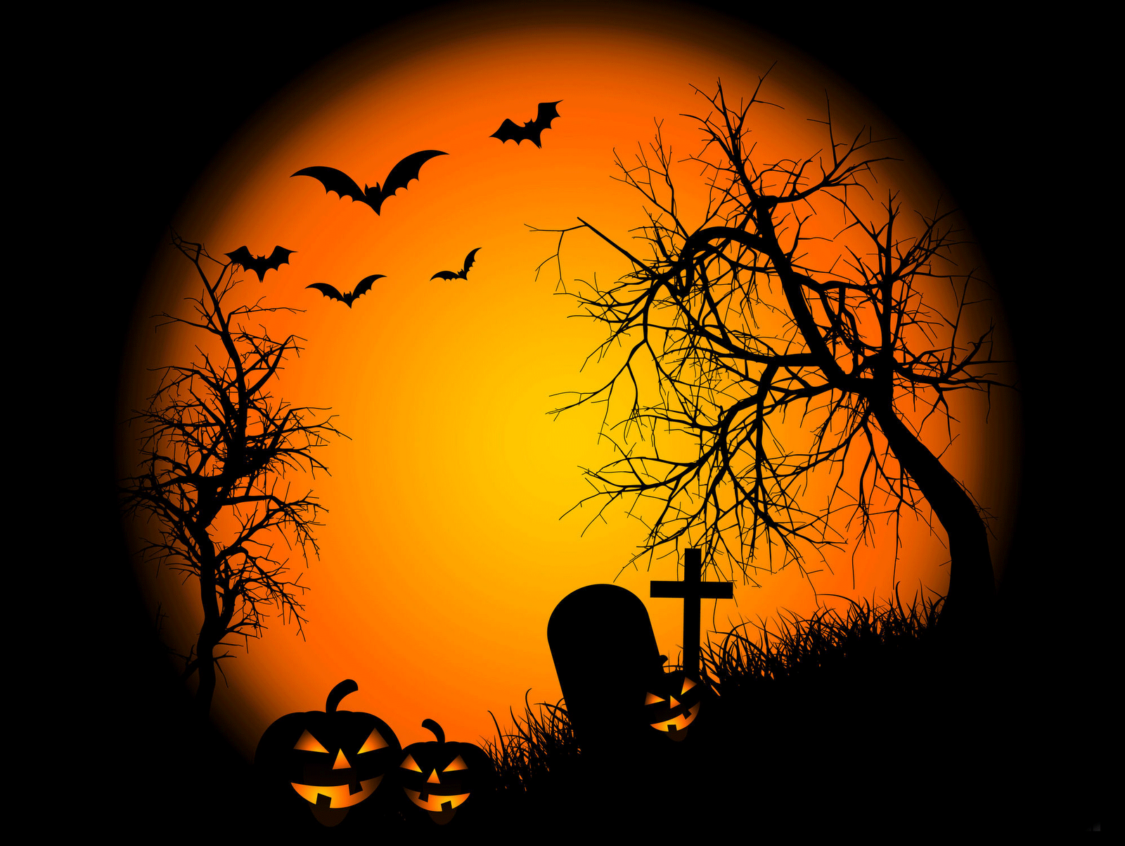 Happy Halloween Background Png