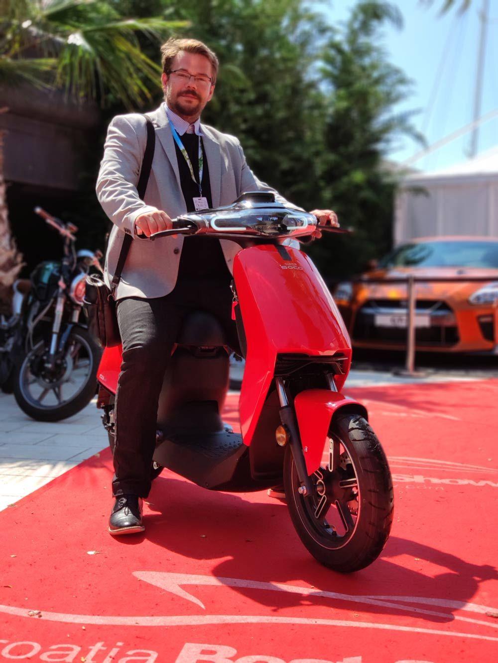 Elektricni Skuteri I Motori U Splitu Elektro Pogon Vehicles