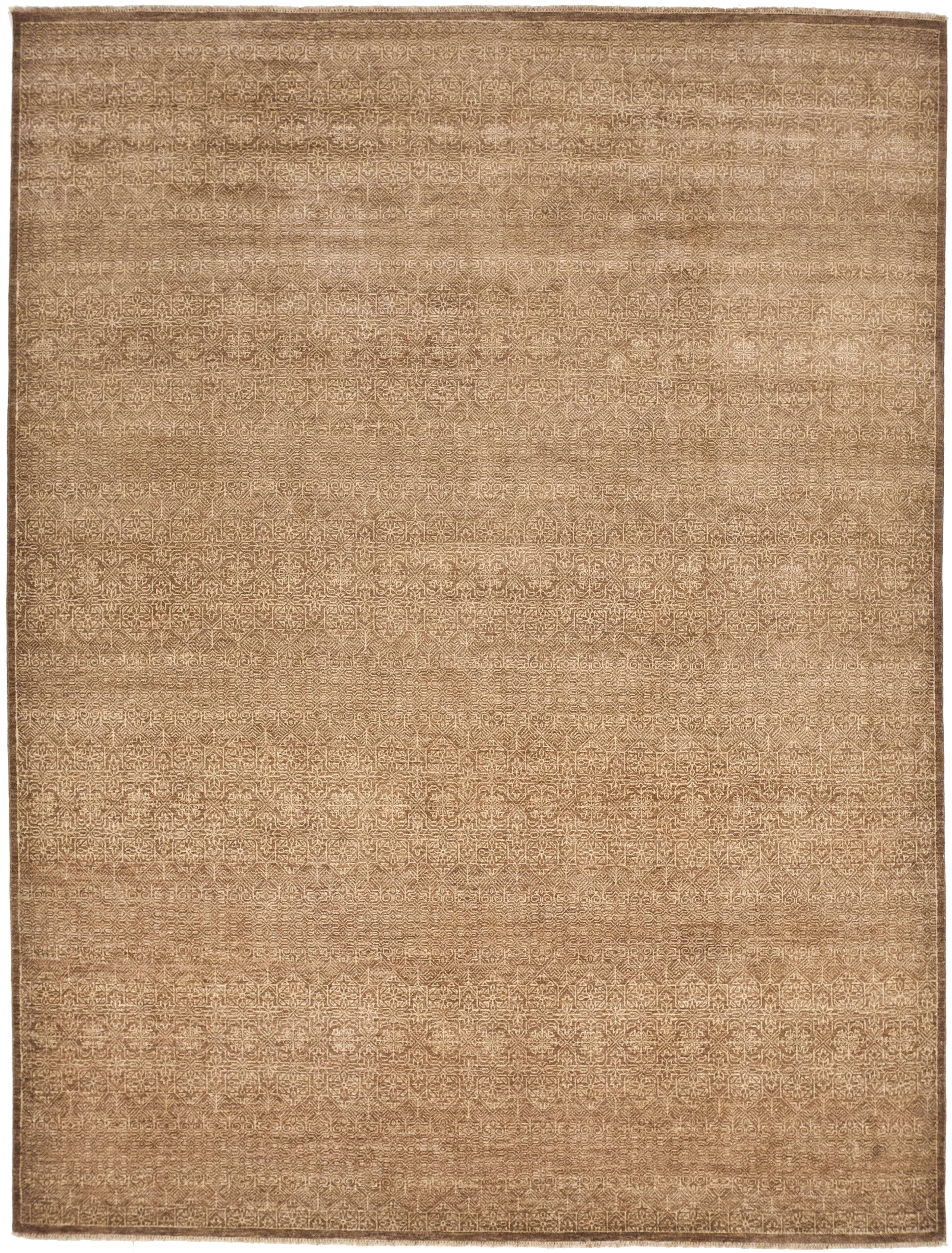 Indian Hand Knotted Rug 9 2 X 12 Woven Rugs In 2019