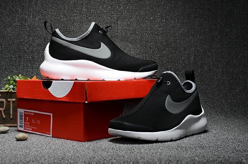 0421bbae649f95 Feb-24th-2017-Shoes-Black-Anthracite-White-Nike-Aptare-Essential-876386-002