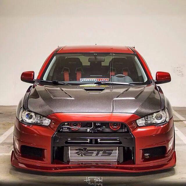 Mitsubishi Lancer Evolution X: Mitsubishi Lancer Evolution X