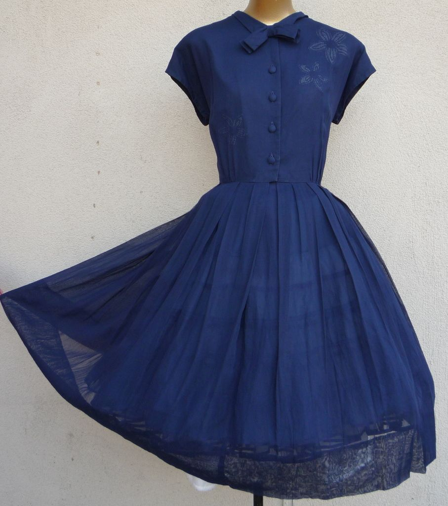 10 Best images about 50s dresses on Pinterest - 50s dresses- 50 ...