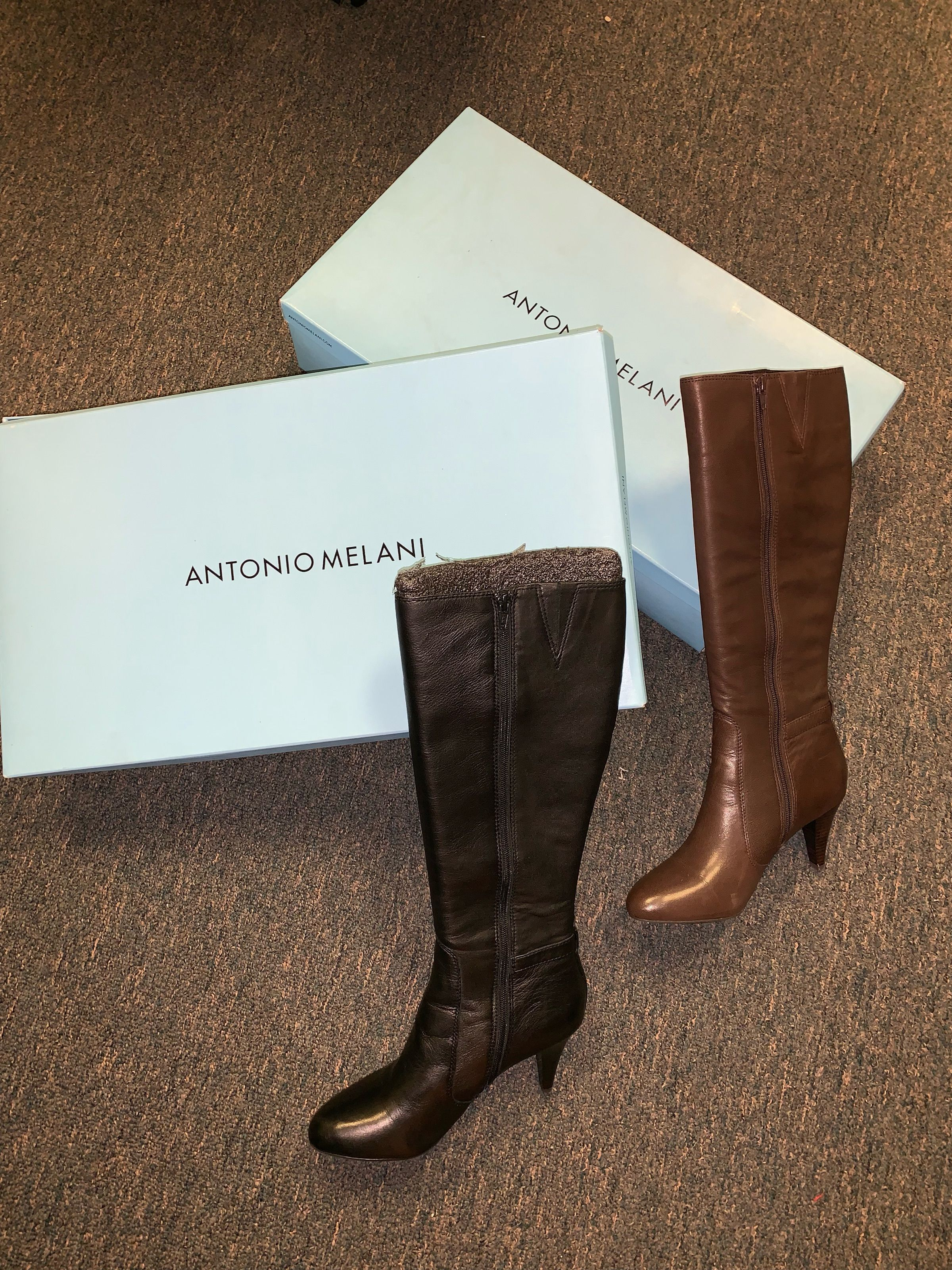 Antonio Melani Boots Available in brown