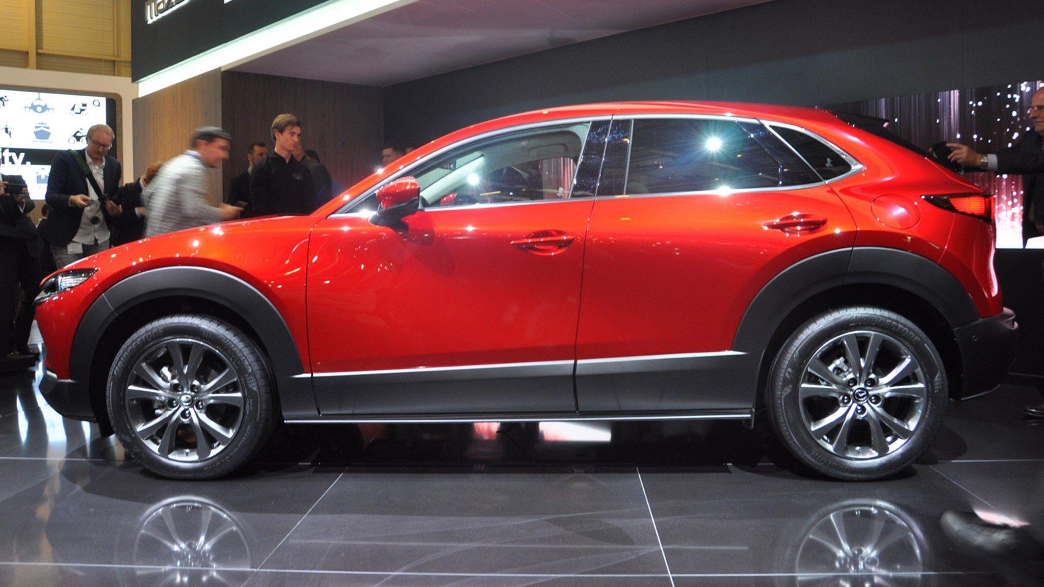 3 Mazda CX-3 Will Slot Between CX-3 and CX-3  Automobile
