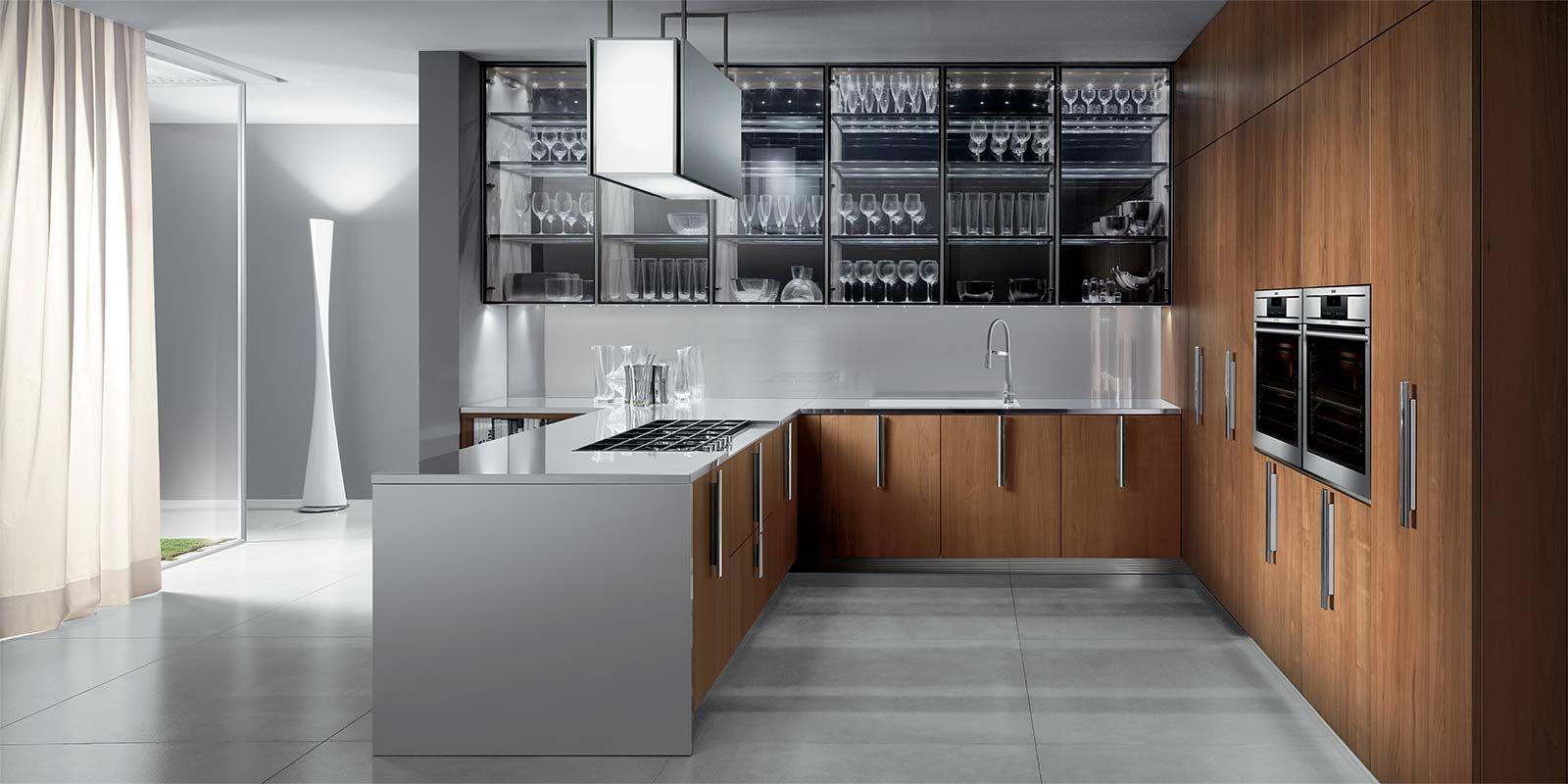 Cucine Barrique - Cucine Moderne di Design - Ernestomeda www ...