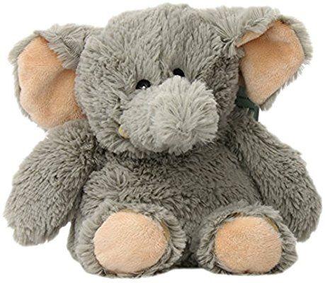 Intelex, Warmies Cozy Therapy Plush Elephant
