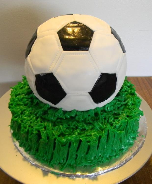 Baking Cake For Year Old Grandson