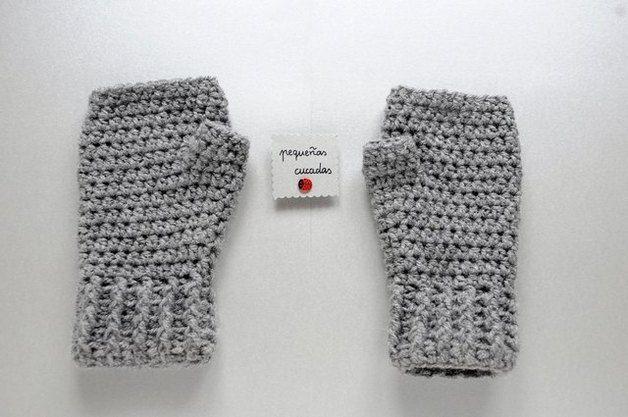 Mitones crochet patrones - Imagui | tejido | Pinterest | Mitones ...