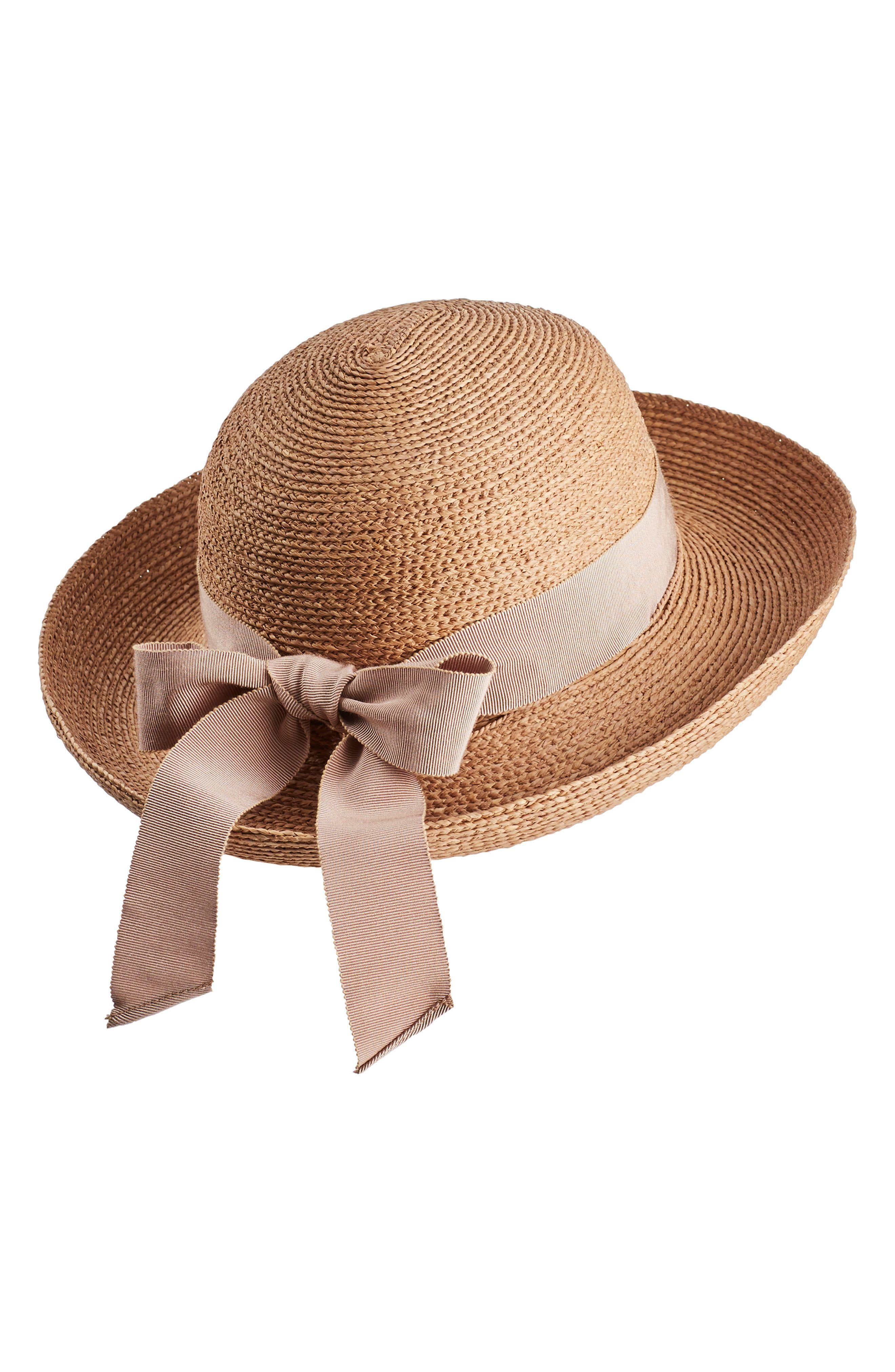 Helen Kaminski Newport Raffia Straw Hat Nordstrom Straw Hat Raffia Hat Hats