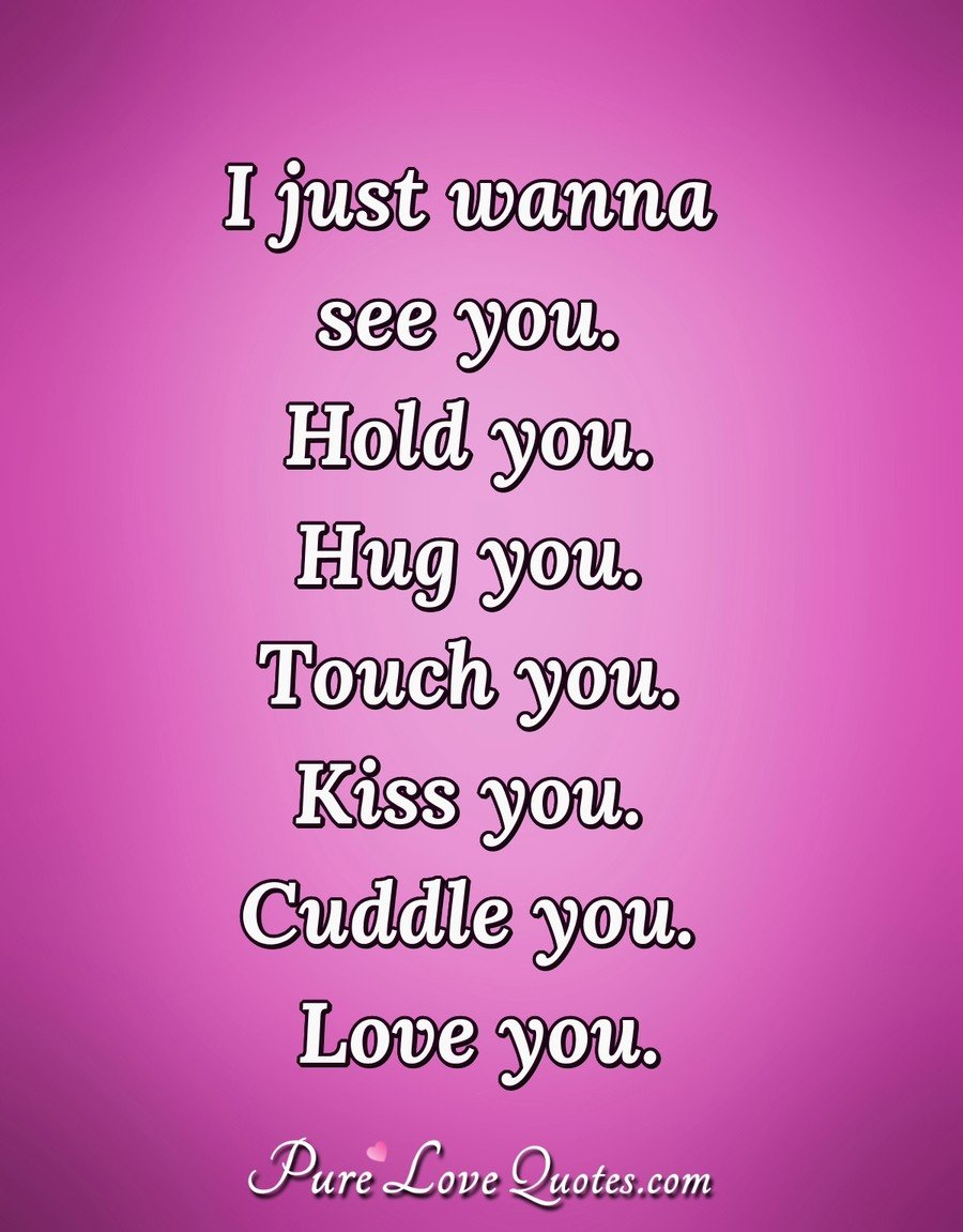 Love Quotes From Purelovequotes Com Hugs And Kisses Quotes Kissing Quotes Flirty Good Morning Quotes