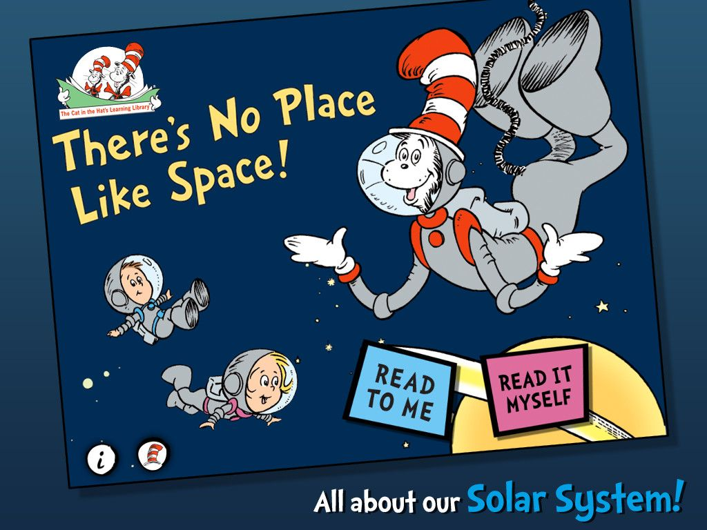 87448c04 There's No Place Like Space! (Dr. Seuss/Cat in the Hat) Screenshot ...