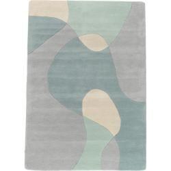 benuta Naturals Wollteppich Matrix Grau 120×170 cm – Naturfaserteppich aus Wollebenuta.de