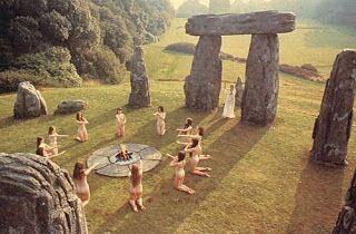 trilha da magia: Sacralidade Feminina e a Menstruação