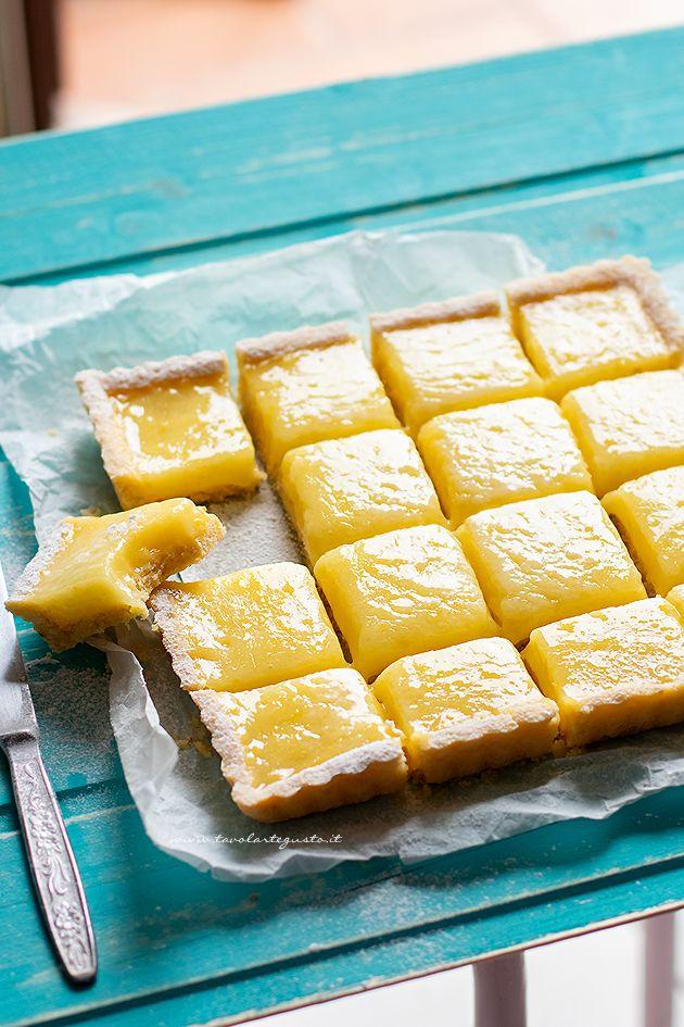 Lemon Tart: Ricetta originale inglese della Crosta