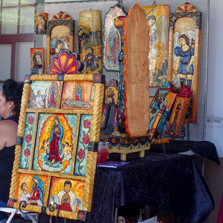 new mexico artist colony